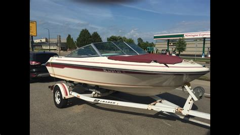 Boat Trailer Rental Grand Rapids Mi by 16 Foot Sea Ray Bowrider 16 Foot Boat In Kentwood Mi