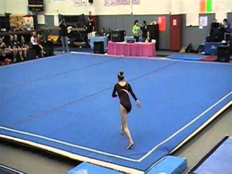 ali house level 8 new york state gymnastics chionship