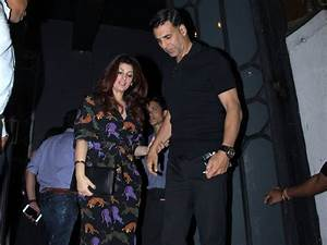 Akshay Kumar Takes Twinkle Khanna On A Dinner Date On ...