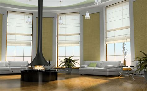 History Of Roman Blinds  Chelsea Cleaning