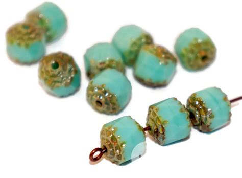 Turquoise Czech Cathedral Beads Turquoise Glass Beads. Gunmetal Earrings. Little Wedding Rings. 14 Carat Gold Bangle Bracelet. Chain Bracelet. Byzantine Bracelet. Beaded Stud Earrings. Green Jade Earrings. Cute Beads