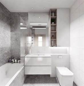 Bad Fliesen Gestaltung : kleines bad einrichten 51 ideen f r gestaltung mit dusche ~ Markanthonyermac.com Haus und Dekorationen