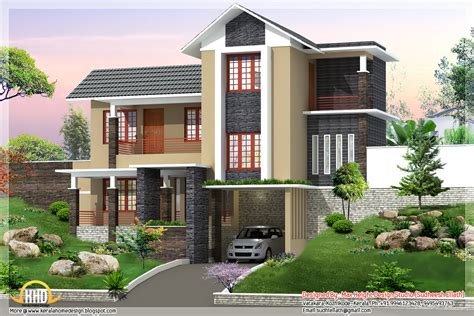 New Trendy 4bhk Kerala Home Design  2680 Sqft Kerala
