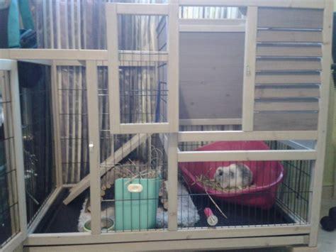 clapier d int 233 rieur restland cage 224 lapin clapier lapin