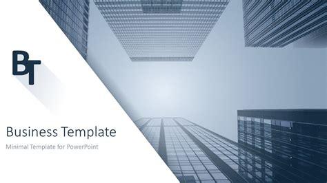 Minimalist Business Powerpoint Template