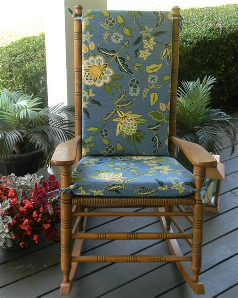 17 best images about 01 rocker cushions on black tiles wrought iron and rockers