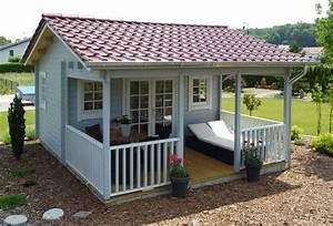 Wie Baue Ich Ein Gartenhaus : die richtige dacheindeckung f r ein gartenhaus w hlen ~ Markanthonyermac.com Haus und Dekorationen