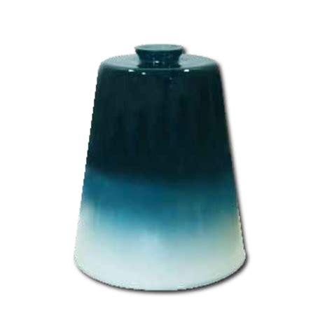 abat jour en verre bleu tie and dye sign 233 des montagnes