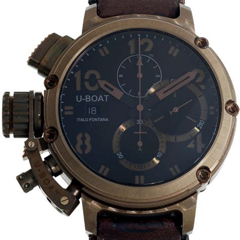 U Boat Watch Price Indonesia u boat watches for sale offerings and prices chronext