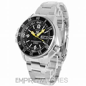 *NEW* SEIKO MENS AUTOMATIC COMPASS ATLAS DIVERS 200M WATCH ...