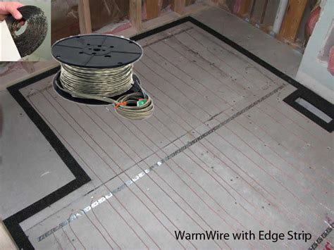 suntouch radiant warmwire kits 40 sq