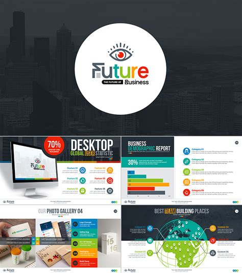 15 Professional Powerpoint Templates For Better Business Presentations