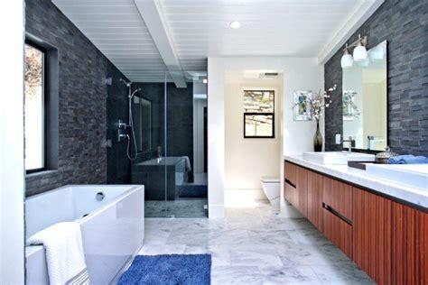 20 Stylish Midcentury Modern Bathroom Designs For A