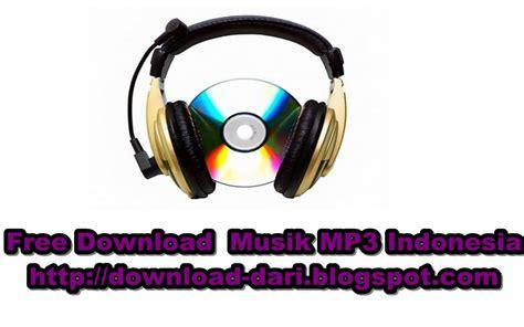 Gratis Lagu Mp3 Download Musik Indonesia 2014