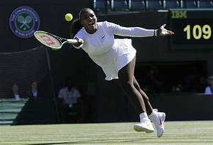 Tennis: 'Game, set, match, Mrs. Williams'; Serena wins at ...