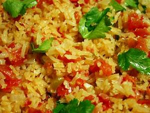 A Mexican Rice Recipe To Die For