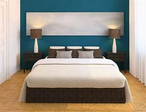 Wandfarben Ideen Schlafzimmer : 60 schlafzimmer ideen wandgestaltung f r jeden wohnstil ~ Markanthonyermac.com Haus und Dekorationen