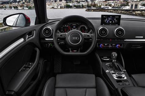 interieur audi a3 sportback s line dashboard carblogger