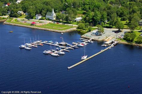 Boat Slip Brooklyn by Brooklyn Marina In Brooklyn Nova Scotia Canada