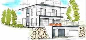 Moderne Häuser Mit Grundriss : moderne h user pl ne ~ Markanthonyermac.com Haus und Dekorationen
