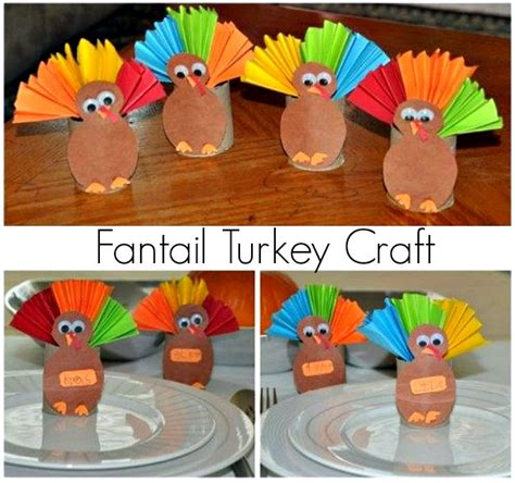 Crafts For Kids For Thanksgiving Phpearth