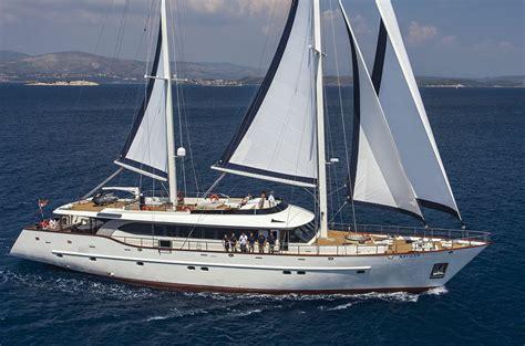 Sail Charter Croatia by Sailing Yacht Navilux Croatia Gulet