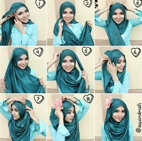 comment mettre foulard moderne chic turque style and fashion