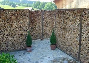 Trennwand Dachschräge Selber Bauen : trennwand garten stein sichtschutz traumgaertench nowaday garden ~ Markanthonyermac.com Haus und Dekorationen