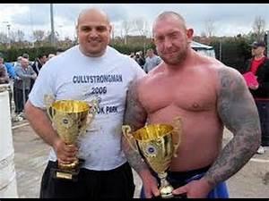 Dean Slater 2010 England Strong Man Champion Interviewed ...