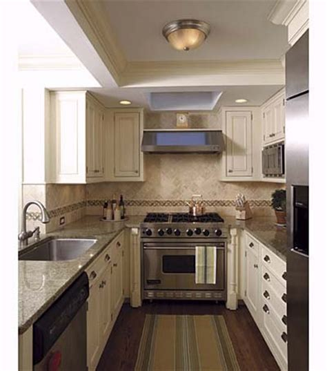Small Galley Kitchen Design Layouts With Laundry