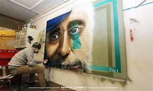 Bilder Auf Leinwand Kaufen : kreative kinderzimmer ideen graffiti wandmalerei airbrush fassaden ~ Markanthonyermac.com Haus und Dekorationen