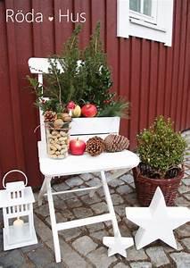 Deko Für Hauswand : die 25 besten ideen zu weihnachtsdeko aussen auf pinterest weihnachtsdekoration f r drau en ~ Markanthonyermac.com Haus und Dekorationen