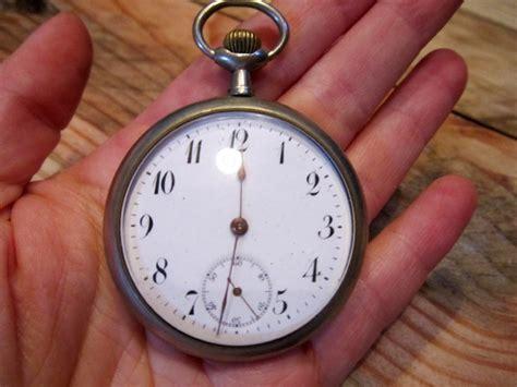 comment ouvrir une montre 224 gousset servan