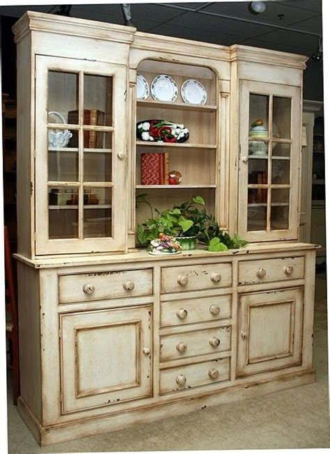 Country Style Hutches And Buffets  Pc Country Style