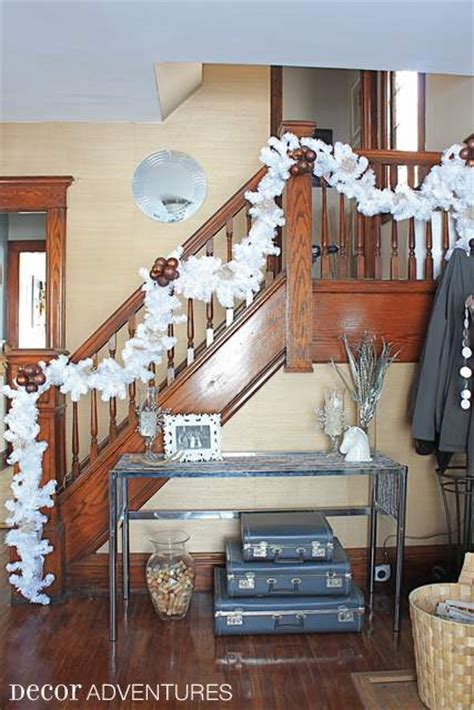 decorate your staircase for 187 decor adventures