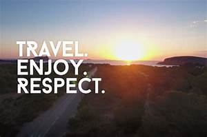 UNWTO Launches 'Travel.Enjoy.Respect' Campaign ...