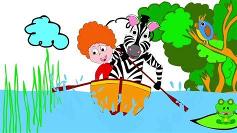 Youtube Row Your Boat Nursery Rhyme by Row Row Row Your Boat Nursery Rhymes Songs For Kids