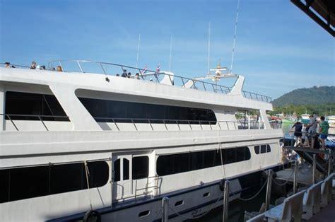 Angel Boat Cruises by Big Boat Picture Of Sea Angel Cruise Phuket Phuket