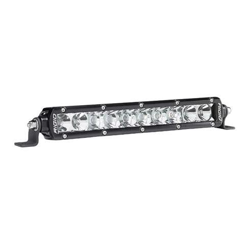 10 led light bar sr series 10 quot led light bar flood spot combo