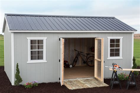 12x20 storage shed 12x20 painted shed byler barns