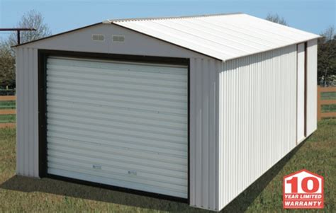 duramax imperial 12 x 20 imperial metal shed in