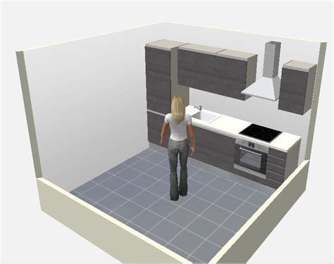 8 plans de cuisines pour une pi 232 ce carr 233 e cuisine plus cuisine plus