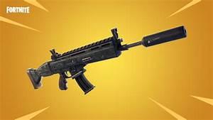 Fortnite: Suppressed Assault Rifle added, Drum Gun heads ...