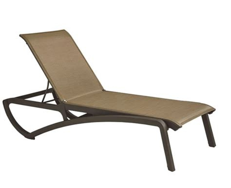 pool furniture supply monte carlo resin sling chaise lounge