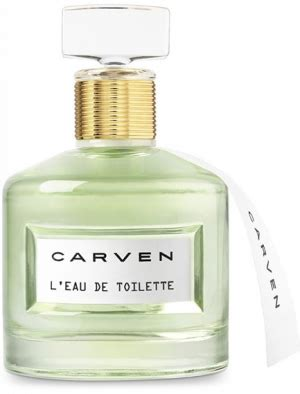 l eau de toilette carven perfume a fragrance for 2014