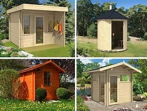Kleine Papiertüten Kaufen : ein saunahaus im garten die kleinsten saunen 2016 ~ Markanthonyermac.com Haus und Dekorationen