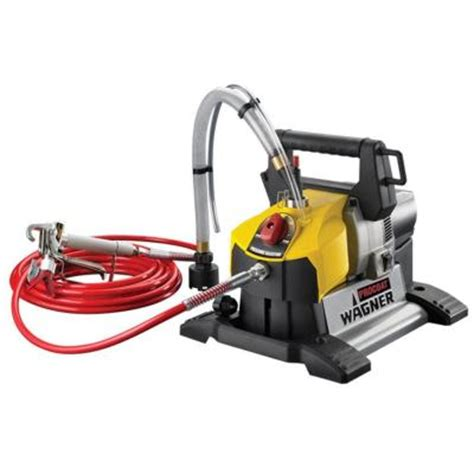 wagner procoat airless paint sprayer discontinued 0515077 the home depot