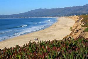 Poplar Beach, Half Moon Bay, CA - California Beaches