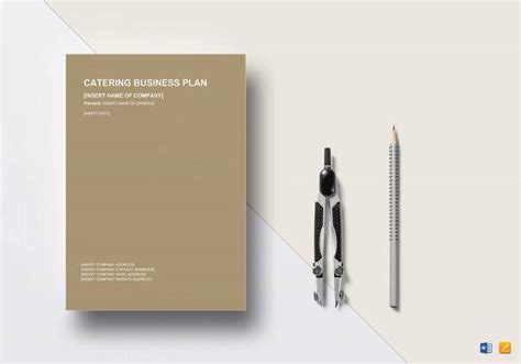 11+ Catering Business Plan Templates