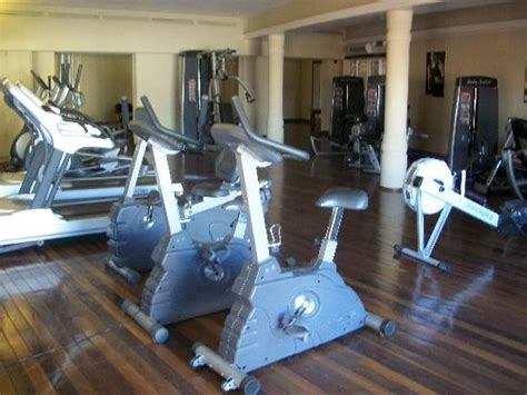 salle de musculation photo de preskil resort